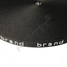 Резинка с логотипом 10 мм