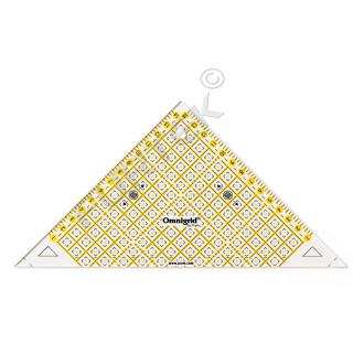 Линейка для пэчворка PRYM треугольная