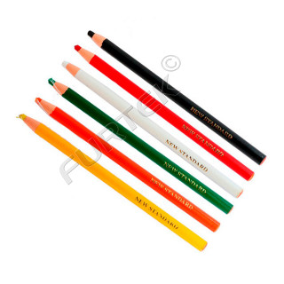 Восковый карандаш для нанесения разметки на ткань