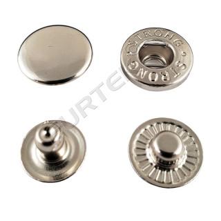 "Кнопки для одежды ""Strong"" 12,5 мм"
