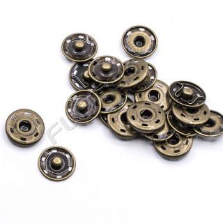 Пришивные потайные кнопки для одежды