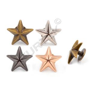 Заклепки звездочка