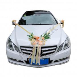 Свадебные авто ленты