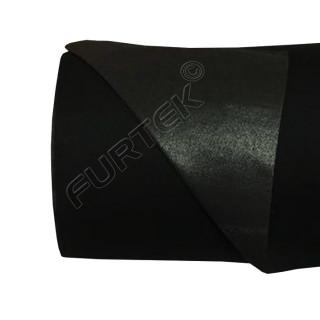 Дублерин S7 65 гр/м черный, трикотажный, для верхней одежды