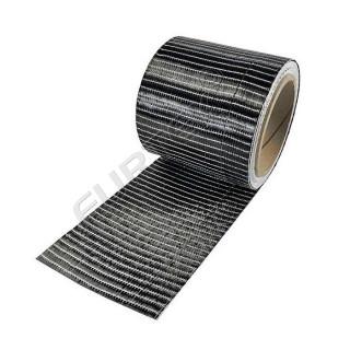 Углеродная лента однонаправленная 80 г/м2 50 см