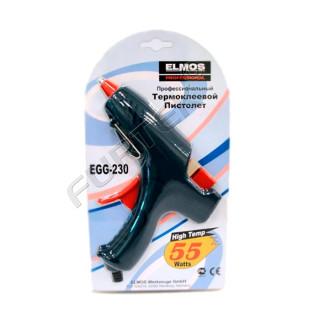 Пистолет клеевой Elmos EGG230