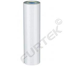 Этикет лента для этикет пистолета 21,5х12мм, в упаковке 10шт. белая прямоугольная