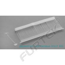 Держатели пластиковые для навешивания ярлыков 15 мм. JOLLY 15F