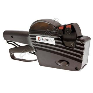 Этикет-пистолет Blitz С17 2-строчный
