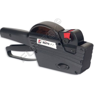 Этикет-пистолет Blitz Р7 1-строчный