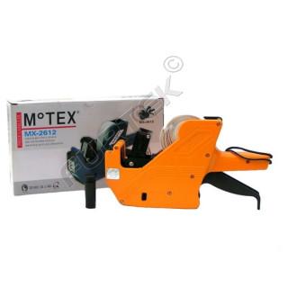 Этикет-пистолет Motex MX 2612 1-строчный