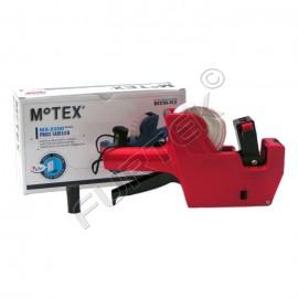 Этикет-пистолет Мотех MX5500PLUS S 1-строчный