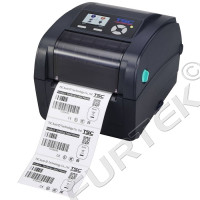 Термотрансферный принтер TSC TC210 + LCD