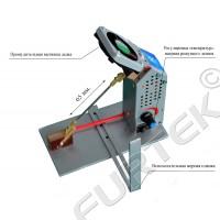 Ручной терморезак с функцией запаивания срезов
