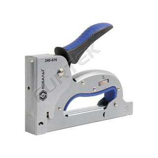 Механический степлер 3 в 1 КОБАЛЬТ 240-683