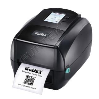 Godex RT863i термотрансферный принтер этикеток с разрешением 600 dpi