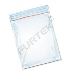 Прозрачный пакет с застежкой Zip-Lock 20x30 см