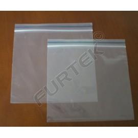 Прозрачный пакет с застежкой Zip-Lock 40x50 см