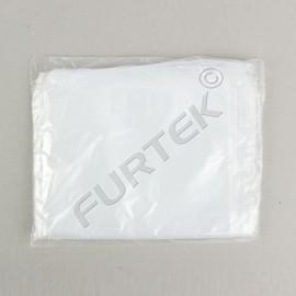 Полиэтиленовый пакет под запайку 25х40 см, 25 микрон