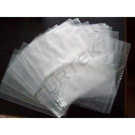 Полиэтиленовый прозрачный пакет 8х32 см