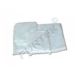 Полиэтиленовый пакет под запайку 8х27 см