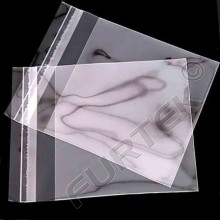 Пакет с липким клапаном 15х20 см