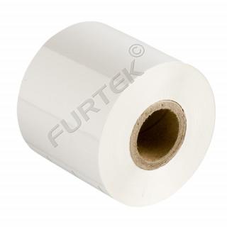 Стойкий белый риббон для принтера 74 м, 100 м, 200 м, 300 м
