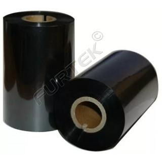 Термотрансферная лента риббон 57 х 74 ш/в 57 мм