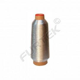Нитки метализированные 0212-1035, 150D/1 5000 ярд, F-100