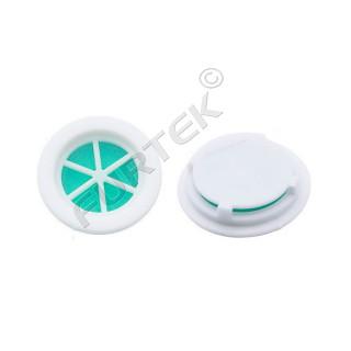 Клапаны для респираторов, защитных и медицинских масок
