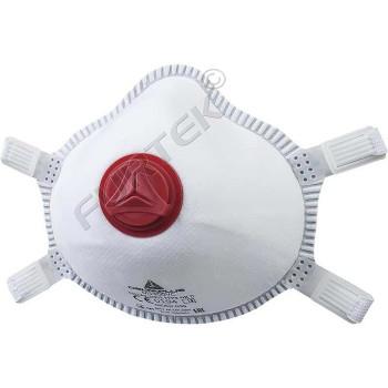 Респираторная маска с клапаном выдоха Delta Plus FFP3 M1300VC