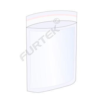 БОПП пакет с клапаном
