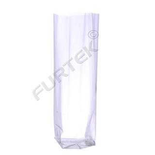 БОПП пакет с прямоугольным дном для упаковки одежды