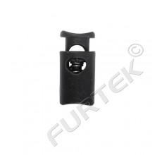 Фиксатор пластик 203-М (уп 100 шт)