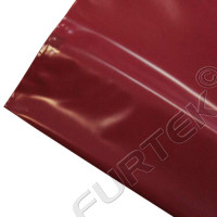 Пакеты ПВД 50x60, 70 мкм, бордовые