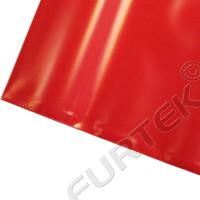 Пакеты ПВД 50x60, 70 мкм, красные