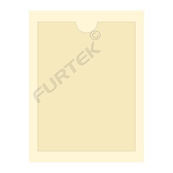 Пакет упаковочный п/э 30мкр ПРЯМОЙ 35*45 (уп 100шт)