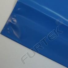 Пакеты ПВД 30x40, 50 мкм., синие