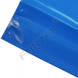 Пакеты ПВД 30x40, 50 мкм, синие