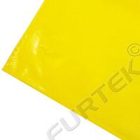 Пакеты ПВД 50x60, 70 мкм, жёлтые
