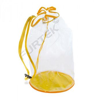 Упаковка ПВХ тубус-рюкзак
