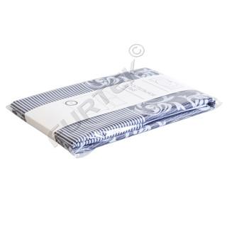 Упаковка для постельного белья пакет ПВХ плоский