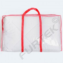 Упаковка для одеял и комплектов постельного белья Пакет-сумка Модель 1
