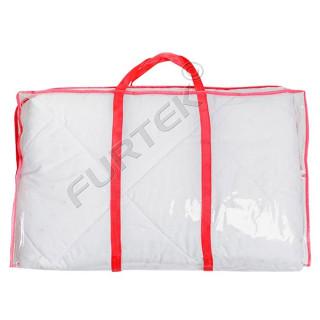 Упаковка для одеял и комплектов постельного белья Пакет-сумка на молнии