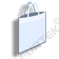 Промо сумка из спанбонда тип Эконом