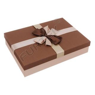 Подарочная коробка-рубашка