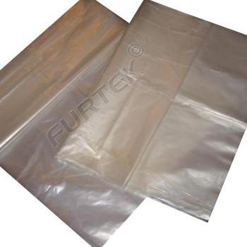 Серые пакеты из пвд вторичка уп 100 шт