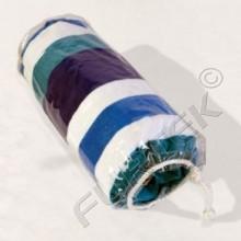 "Упаковка для полотенец ""Тубус""  с завязками-шнурками"