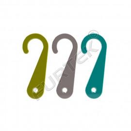 Крючки пластиковые HG 005