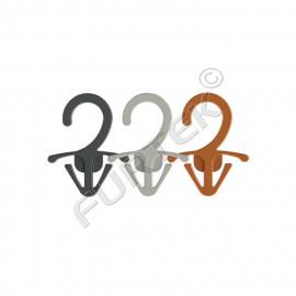 Крючки пластиковые HG 006